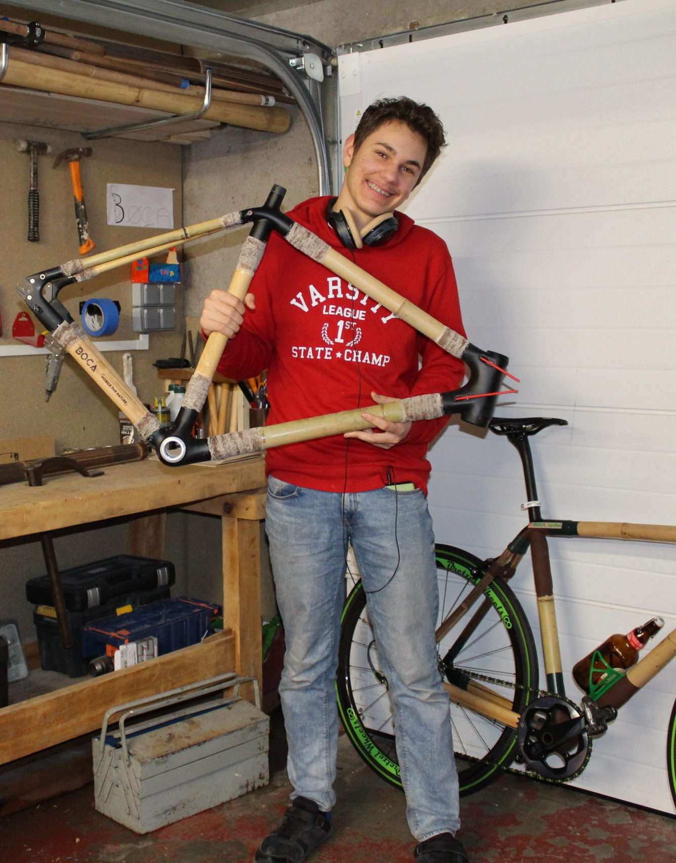 Notre atelier - Boca Cycles